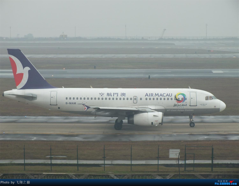 Re:[原创]这真的是2013最后一拍了(CKG年末压轴大戏浙江长龙航空首航重庆) AIRBUS A319 B-MAM 重庆江北国际机场  飞友