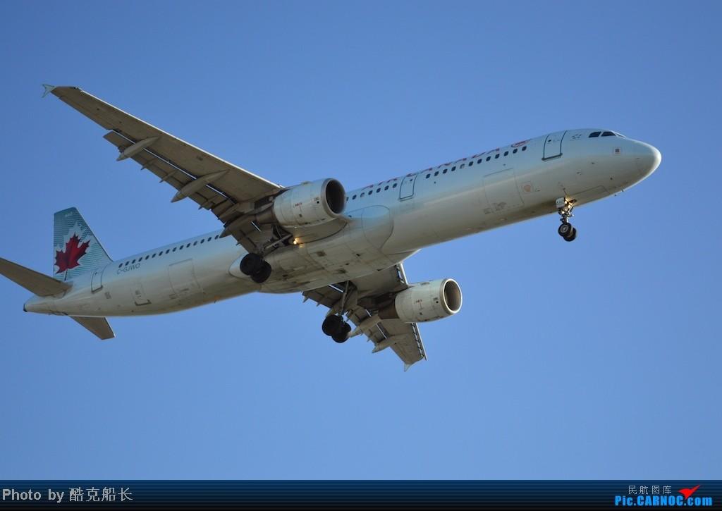 Re:[原创][飞吧飞吧飞] 年末LAX拍机 一堆一堆的小风扇区域航班 有时候禁不住就要卖弄文艺 拍累了咱就找点吃的 新年快乐 NO.006 AIRBUS A321-200 C-GJWO LAX