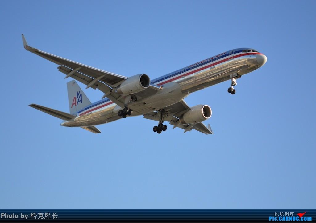 Re:[原创][飞吧飞吧飞] 年末LAX拍机 一堆一堆的小风扇区域航班 有时候禁不住就要卖弄文艺 拍累了咱就找点吃的 新年快乐 NO.006 BOEING 757-200 N193AN LAX