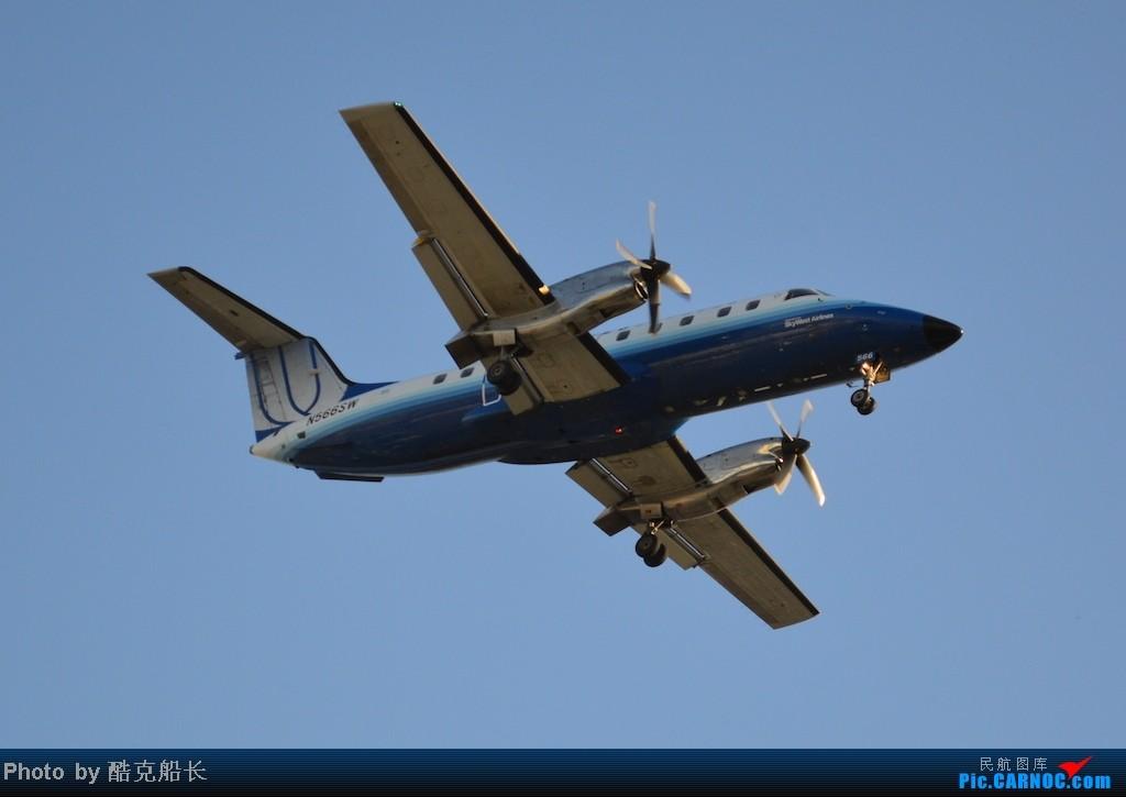 Re:[原创][飞吧飞吧飞] 年末LAX拍机 一堆一堆的小风扇区域航班 有时候禁不住就要卖弄文艺 拍累了咱就找点吃的 新年快乐 NO.006 EMBRAER EMB-120ER BRASILIA N566SW LAX