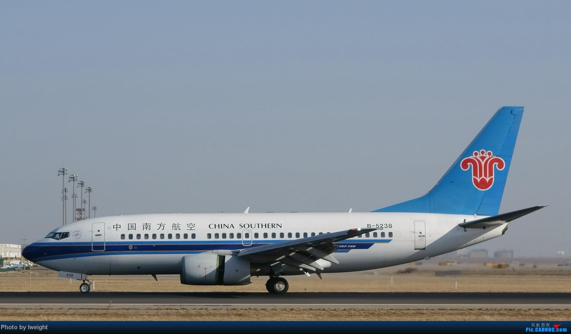 Re:[原创]2014的第一天 BOEING 737-700 B-5238 中国北京首都机场