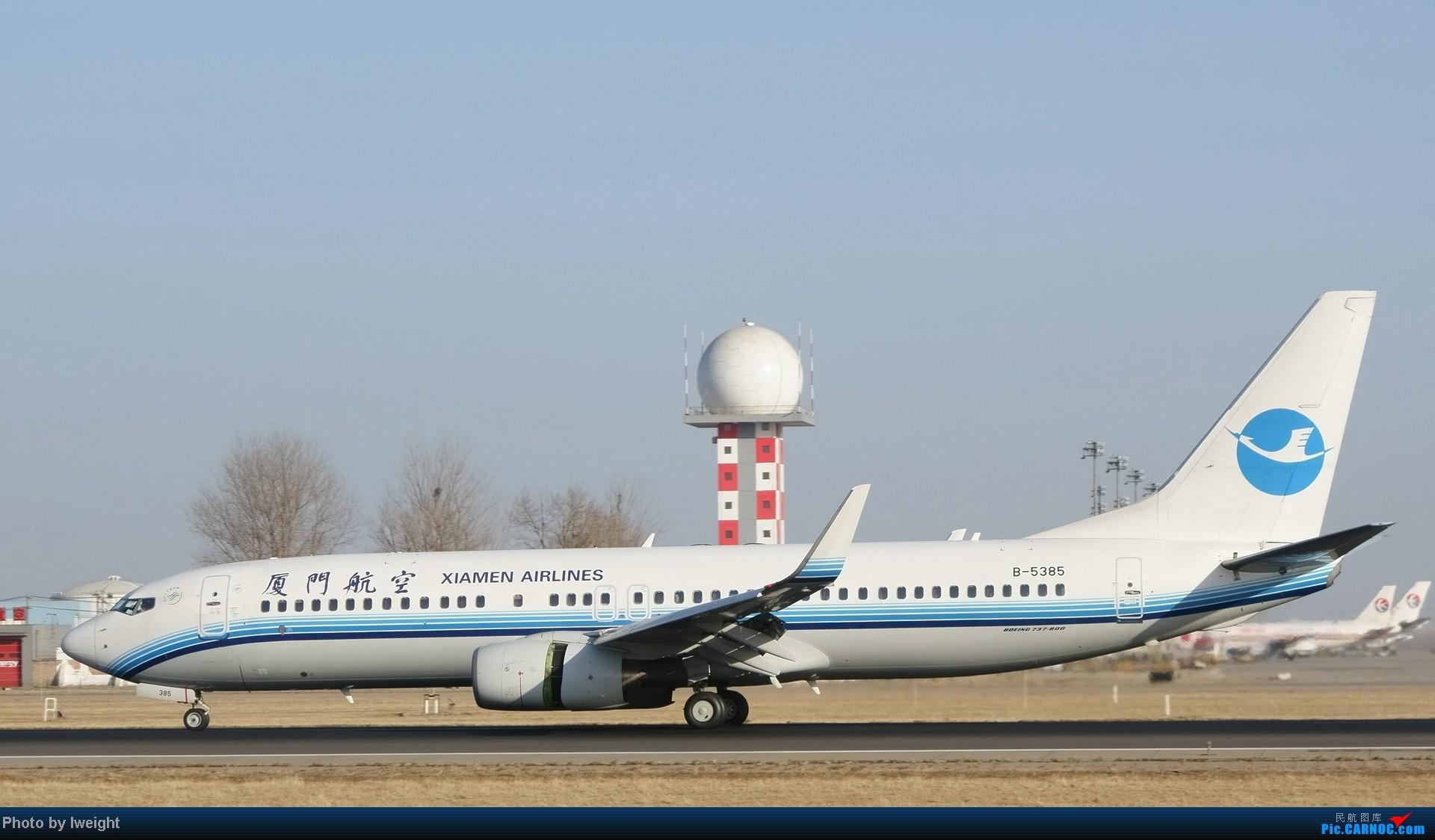 Re:[原创]2014的第一天 BOEING 737-800 B-5385 中国北京首都机场