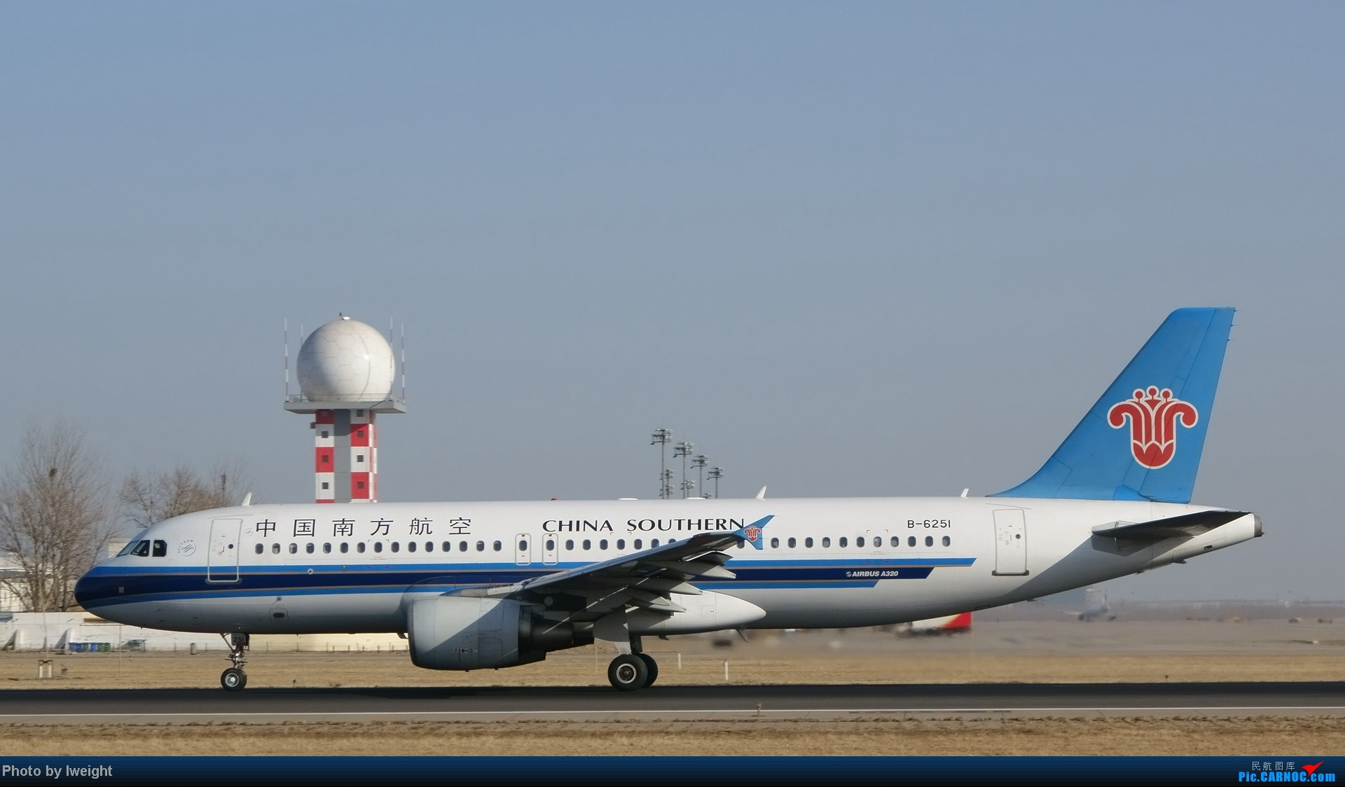 Re:[原创]2014的第一天 AIRBUS A320-200 B-6251 中国北京首都机场