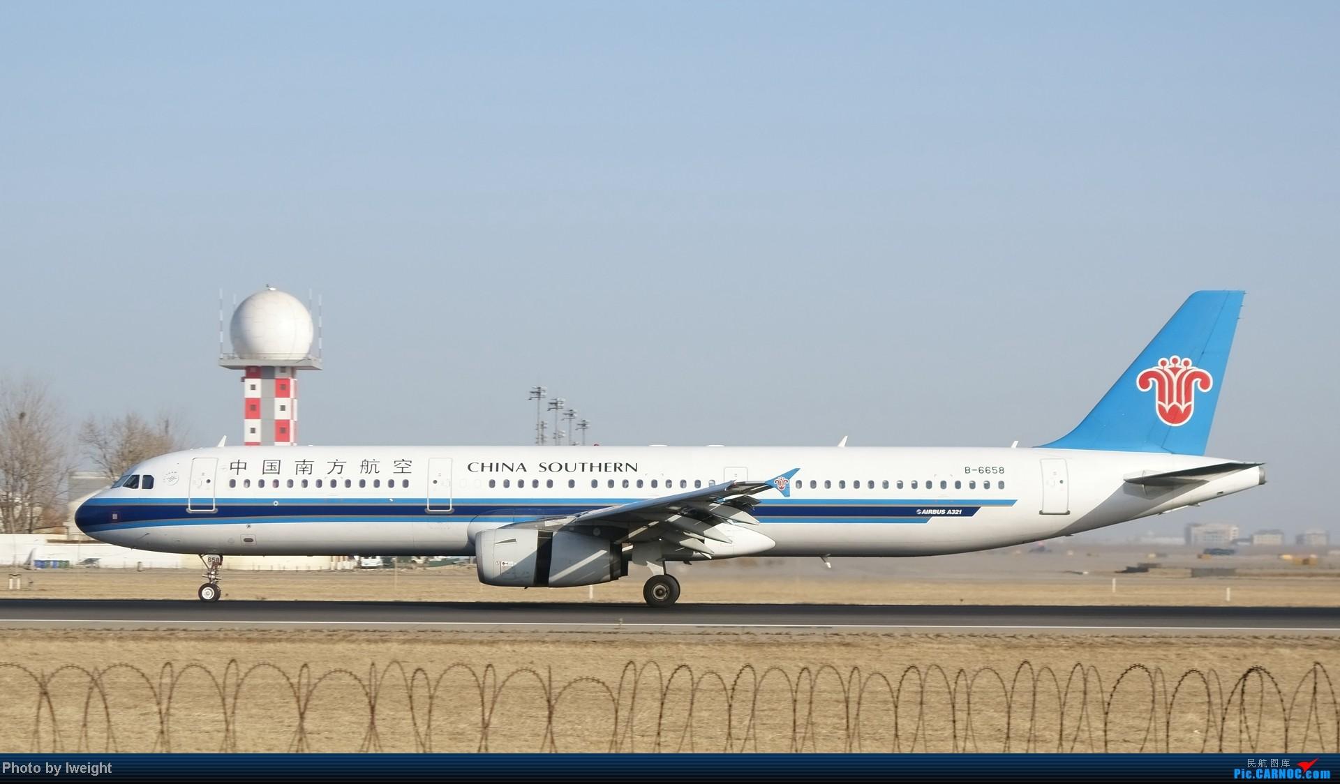 Re:[原创]2014的第一天 AIRBUS A321-200 B-6658 中国北京首都机场
