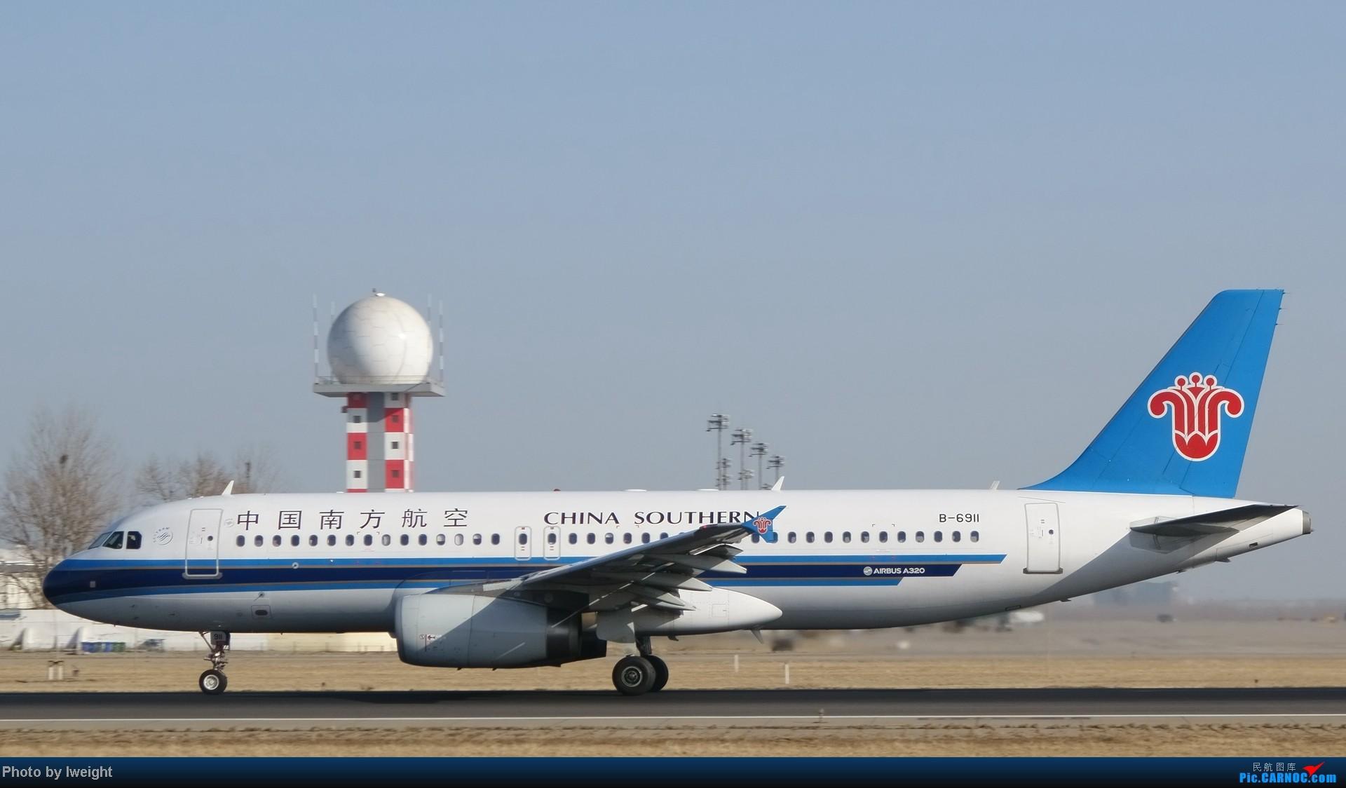 Re:[原创]2014的第一天 AIRBUS A320-200 B-6911 中国北京首都机场
