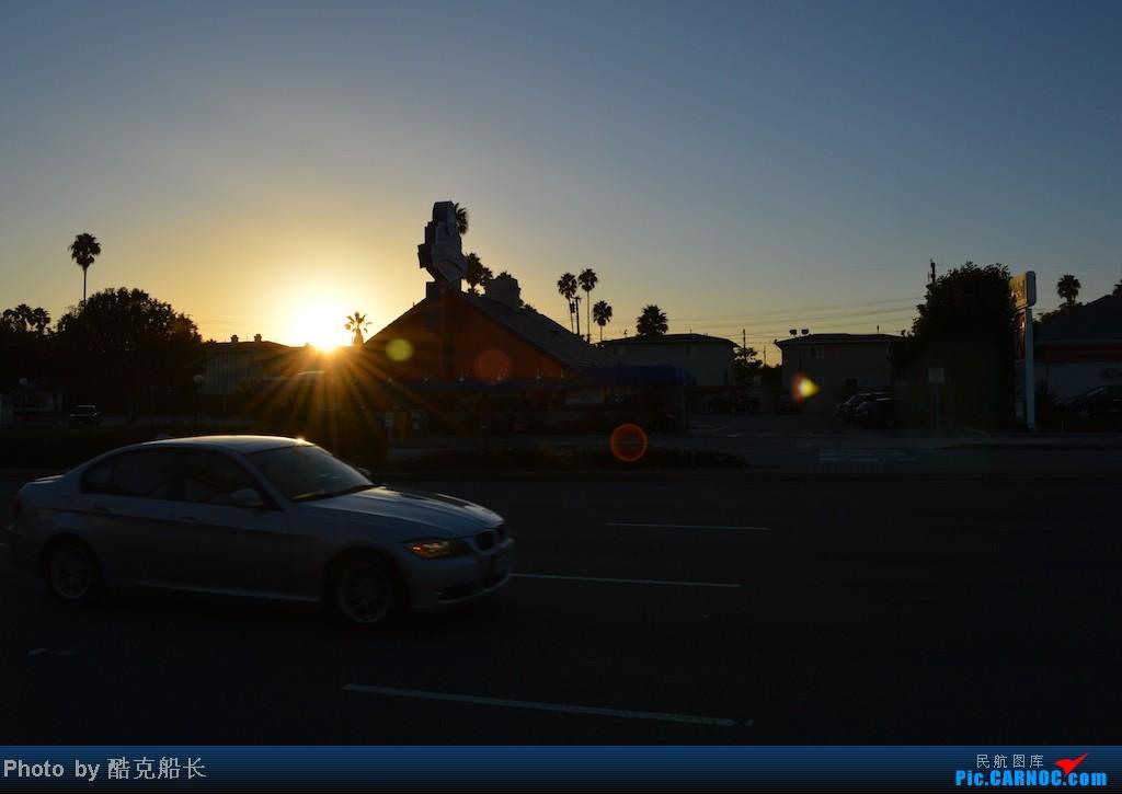 Re:[原创][飞吧飞吧飞] 年末LAX拍机 一堆一堆的小风扇区域航班 有时候禁不住就要卖弄文艺 拍累了咱就找点吃的 新年快乐 NO.006