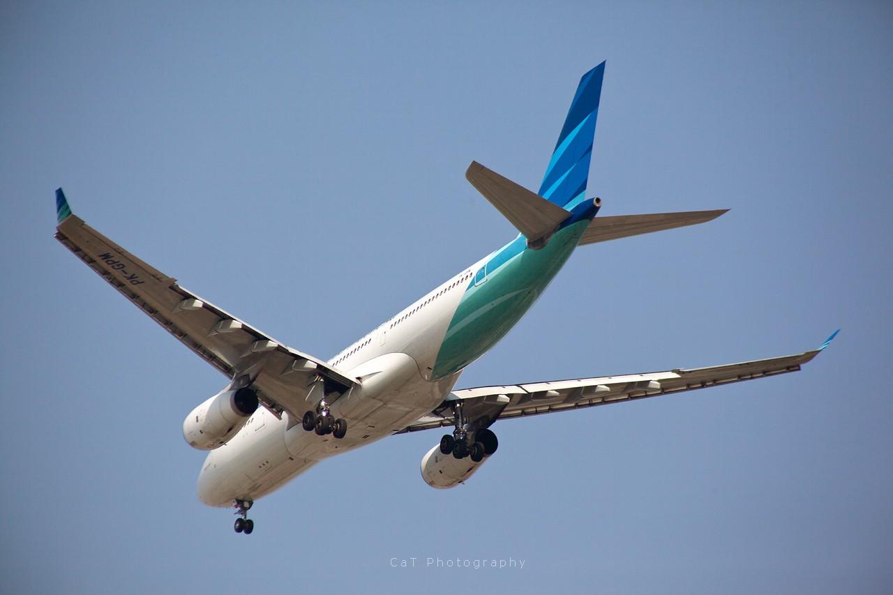Re:[CASG]201314跨年拍机 AIRBUS A330 PK-GPM 中国广州白云机场
