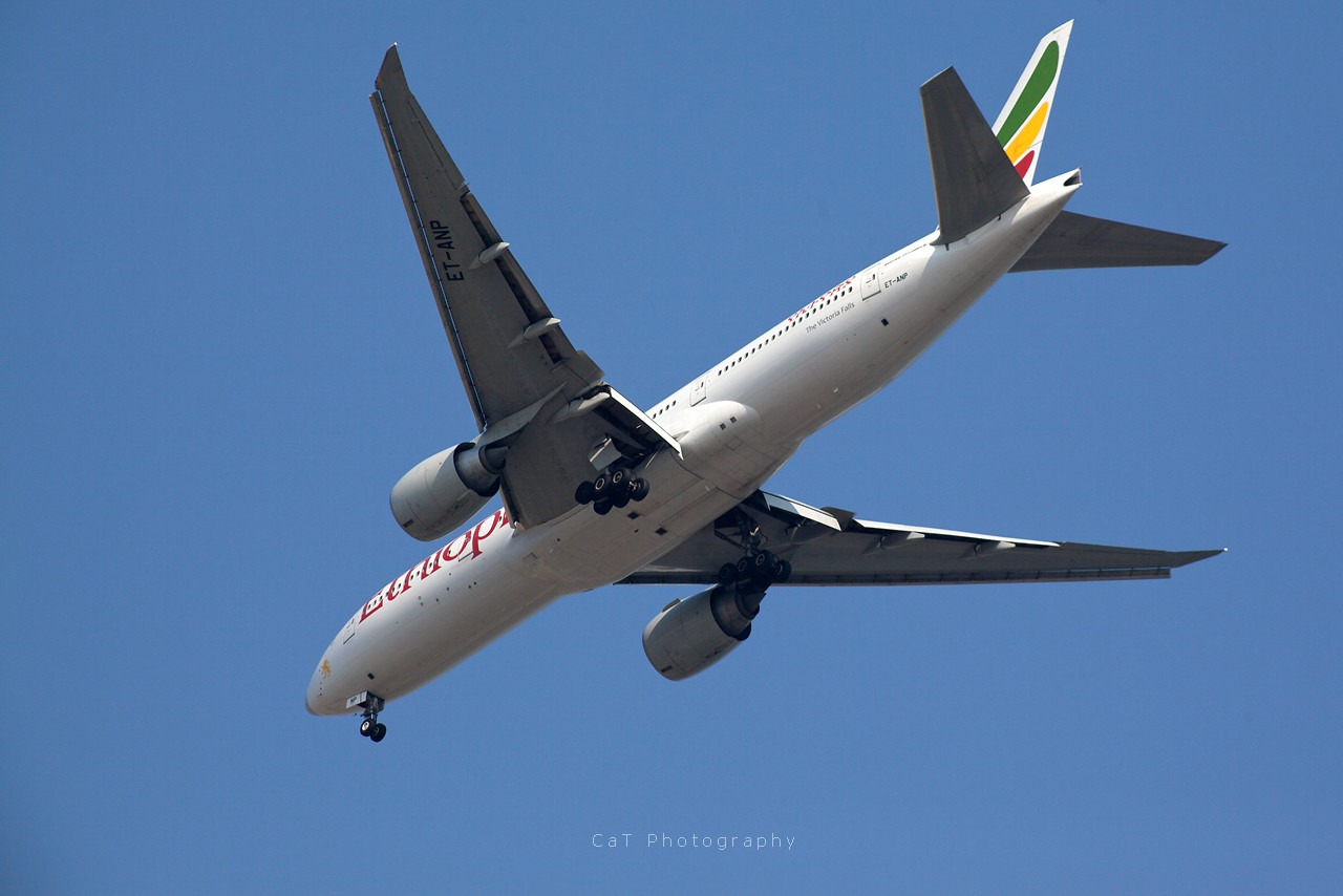 Re:[CASG]201314跨年拍机 BOEING 777 ET-ANP 中国广州白云机场