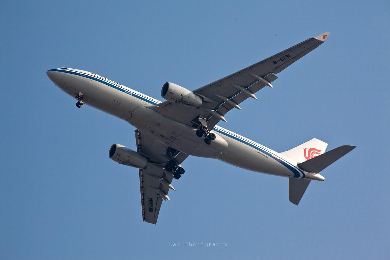 Re:[CASG]201314跨年拍机 AIRBUS A330-200 B-6131 中国广州白云机场