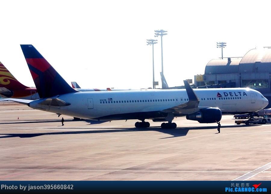 Re:[原创]菜航穗京线787初体验 CAN远机位捕获柬埔寨砖机 BOEING 767-300 N1611B 中国北京首都机场