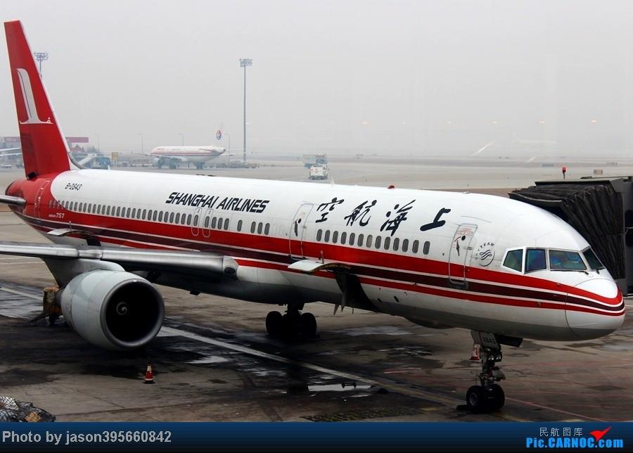 Re:[原创]菜航穗京线787初体验 CAN远机位捕获柬埔寨砖机 BOEING 757-200 B-2843 中国北京首都机场