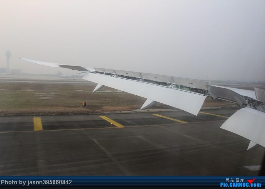 Re:[原创]菜航穗京线787初体验 CAN远机位捕获柬埔寨砖机 BOEING 787-8 B-2735 中国广州白云机场