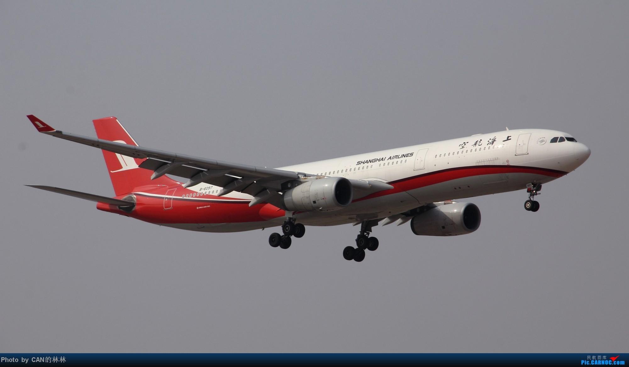 Re:[原创]首发贴,CAN的东跑,早上好! AIRBUS A330-300 B-6097 中国广州白云机场