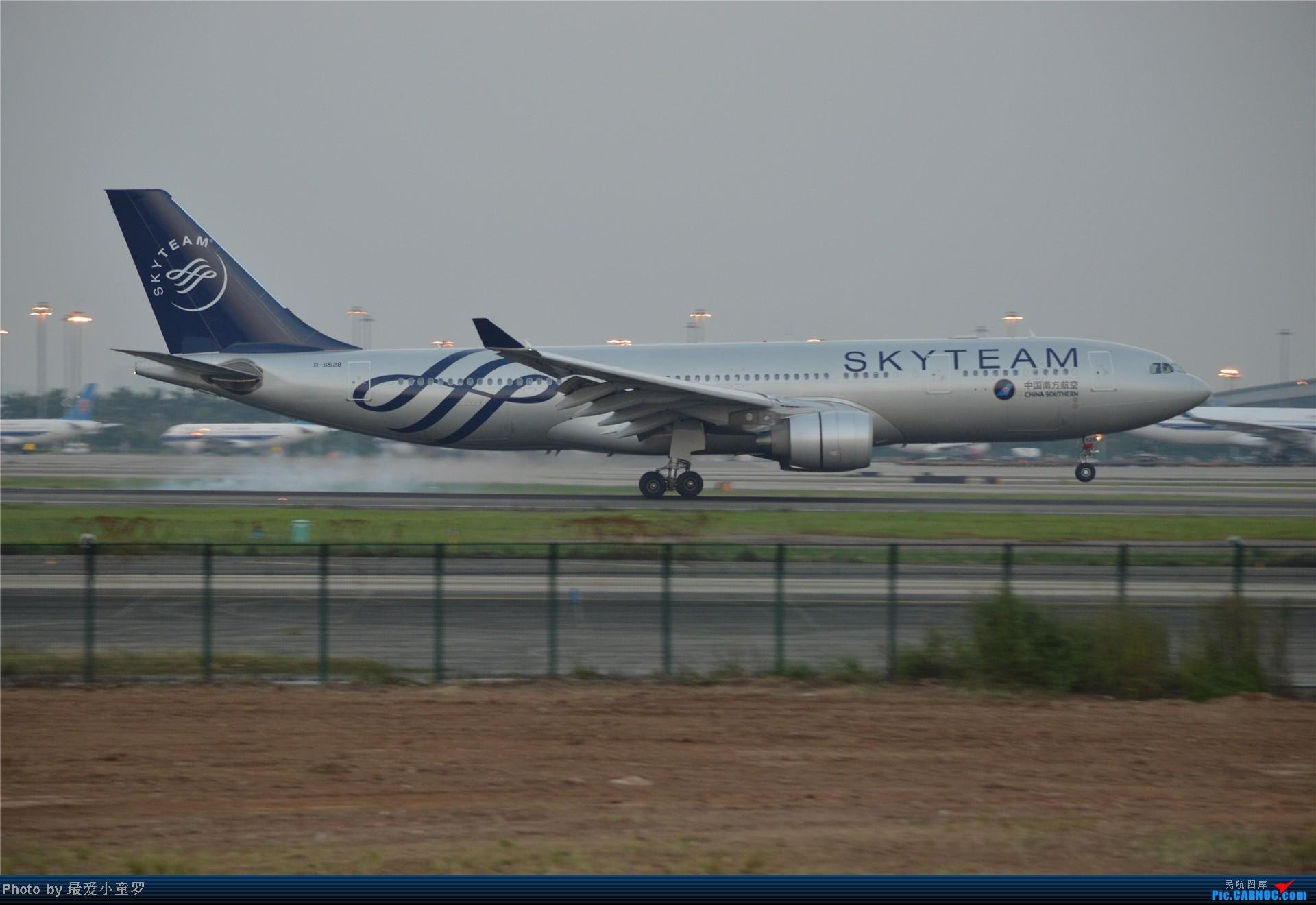 Re:[原创]炒冷饭贴之13年10月2日CAN拍机杂图系列 AIRBUS A330-200 B-6528 中国广州白云机场