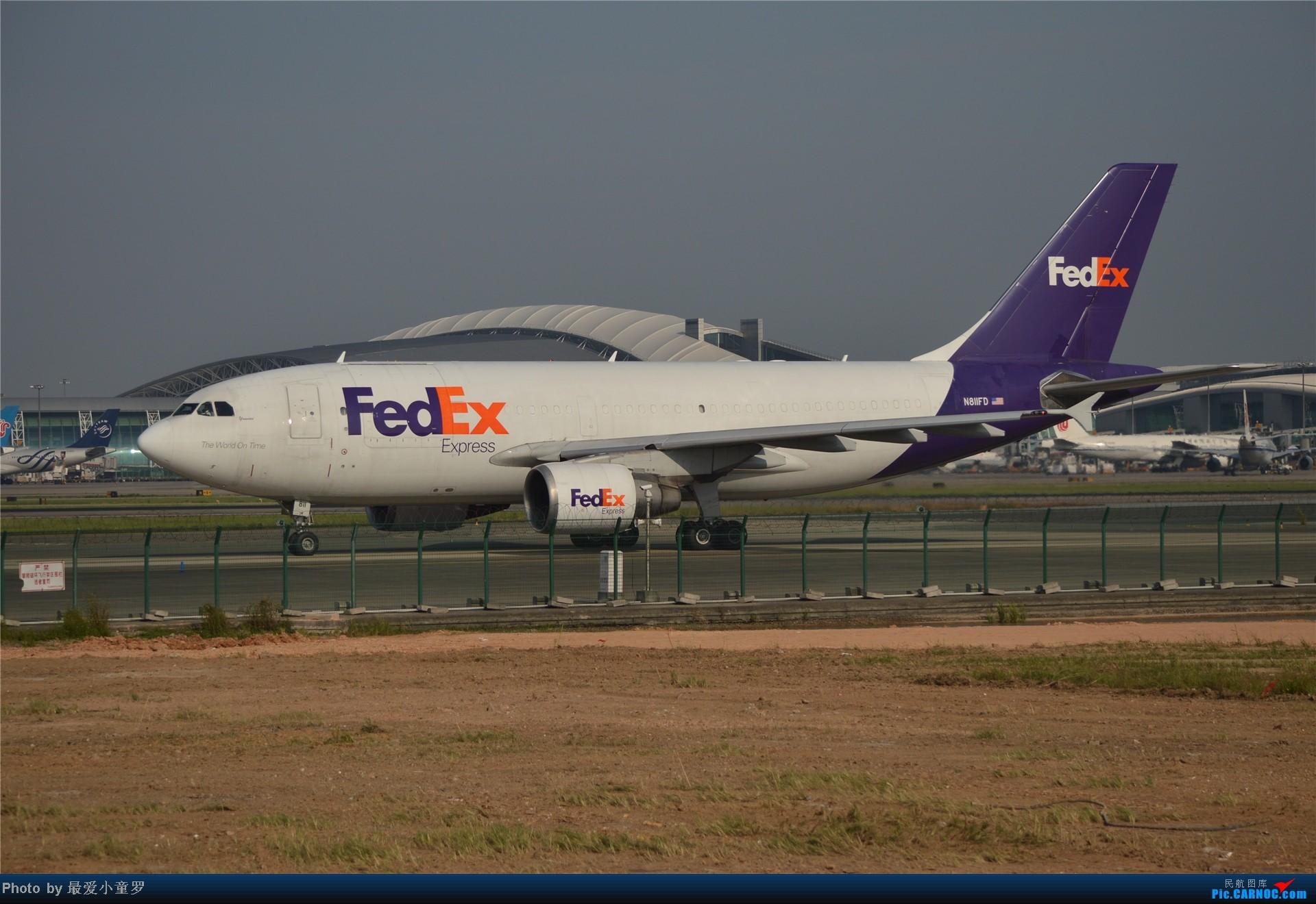 Re:[原创]炒冷饭贴之13年10月2日CAN拍机杂图系列 AIRBUS A310-300 N811FD