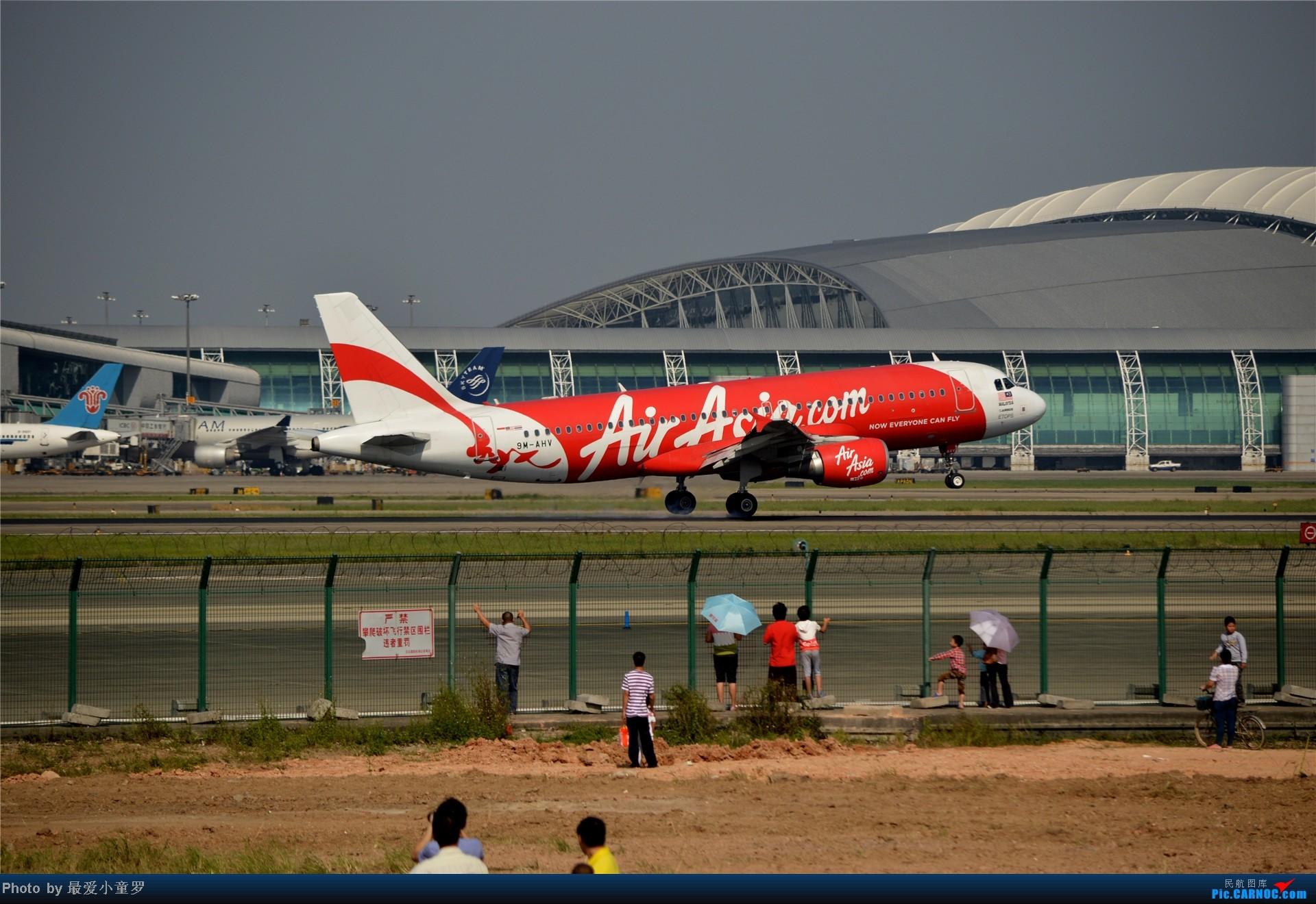 Re:[原创]炒冷饭贴之13年10月2日CAN拍机杂图系列 AIRBUS A320-200 9M-AHV