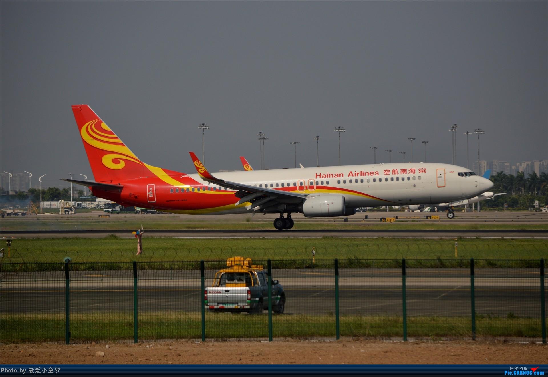 Re:[原创]炒冷饭贴之13年10月2日CAN拍机杂图系列 BOEING 737-800 B-5712 中国广州白云机场