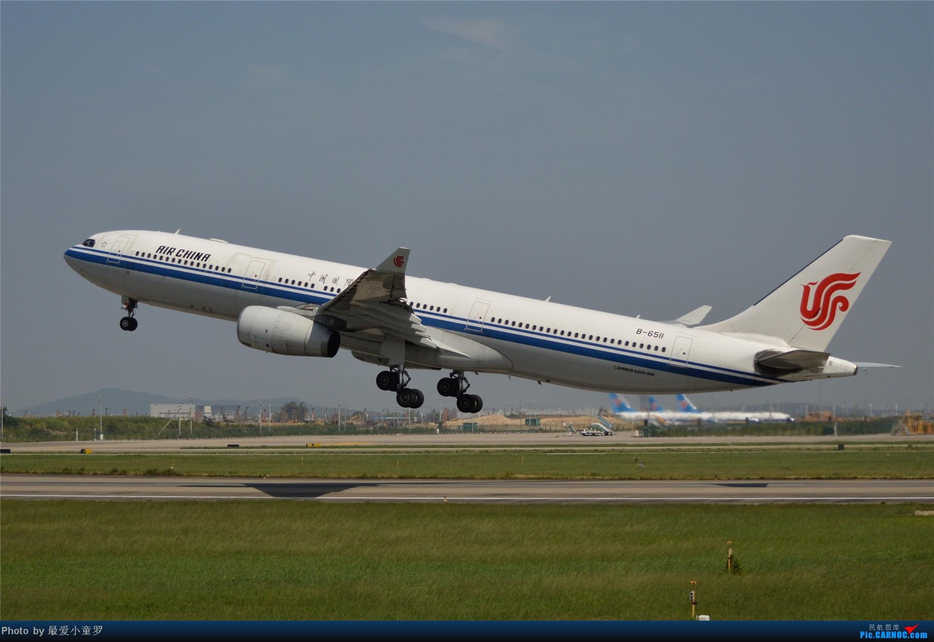 Re:[原创]炒冷饭贴之13年10月2日CAN拍机杂图系列 AIRBUS A330-300 B-6511 中国广州白云机场