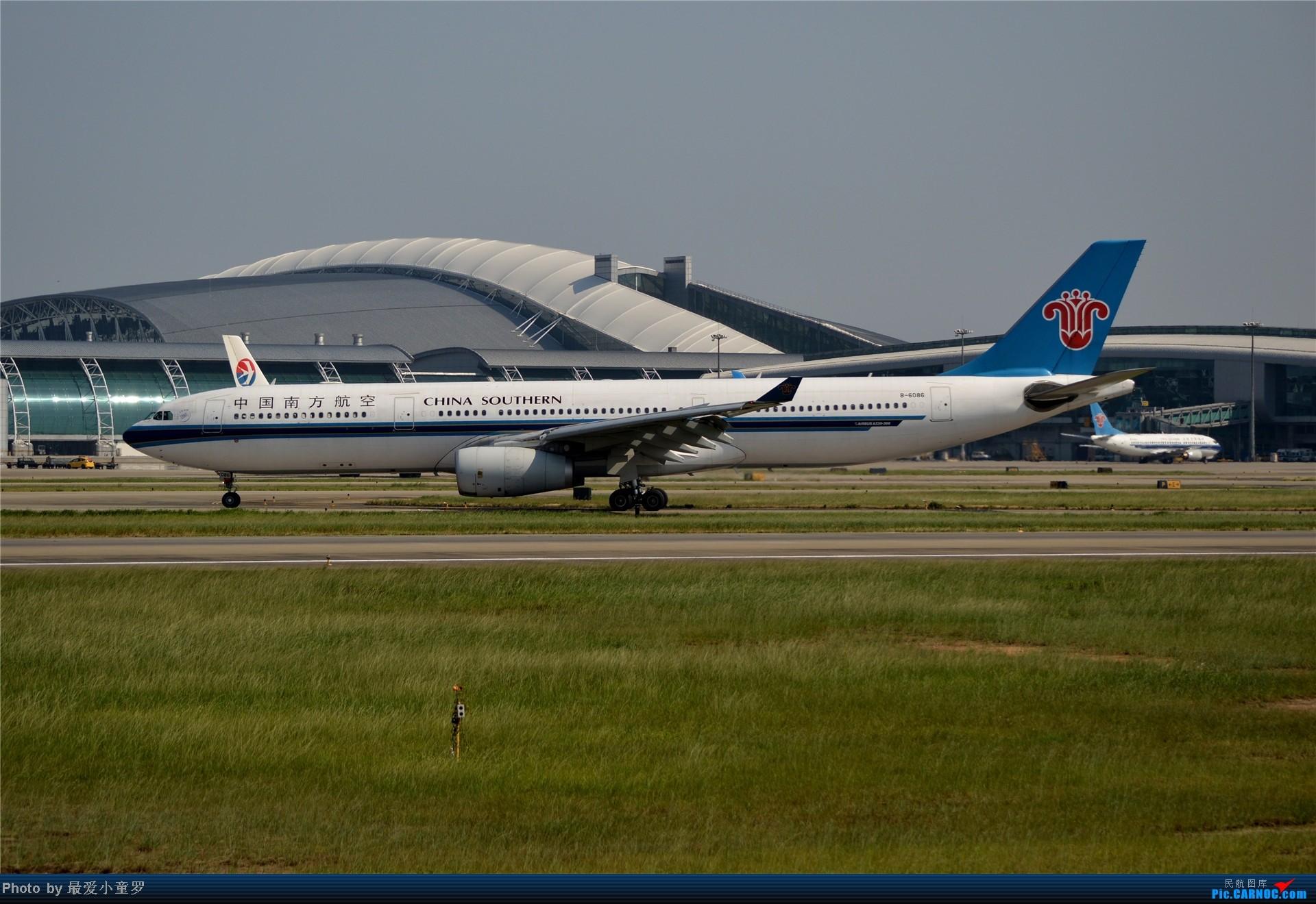 Re:[原创]炒冷饭贴之13年10月2日CAN拍机杂图系列 AIRBUS A330-300 B-6086 中国广州白云机场