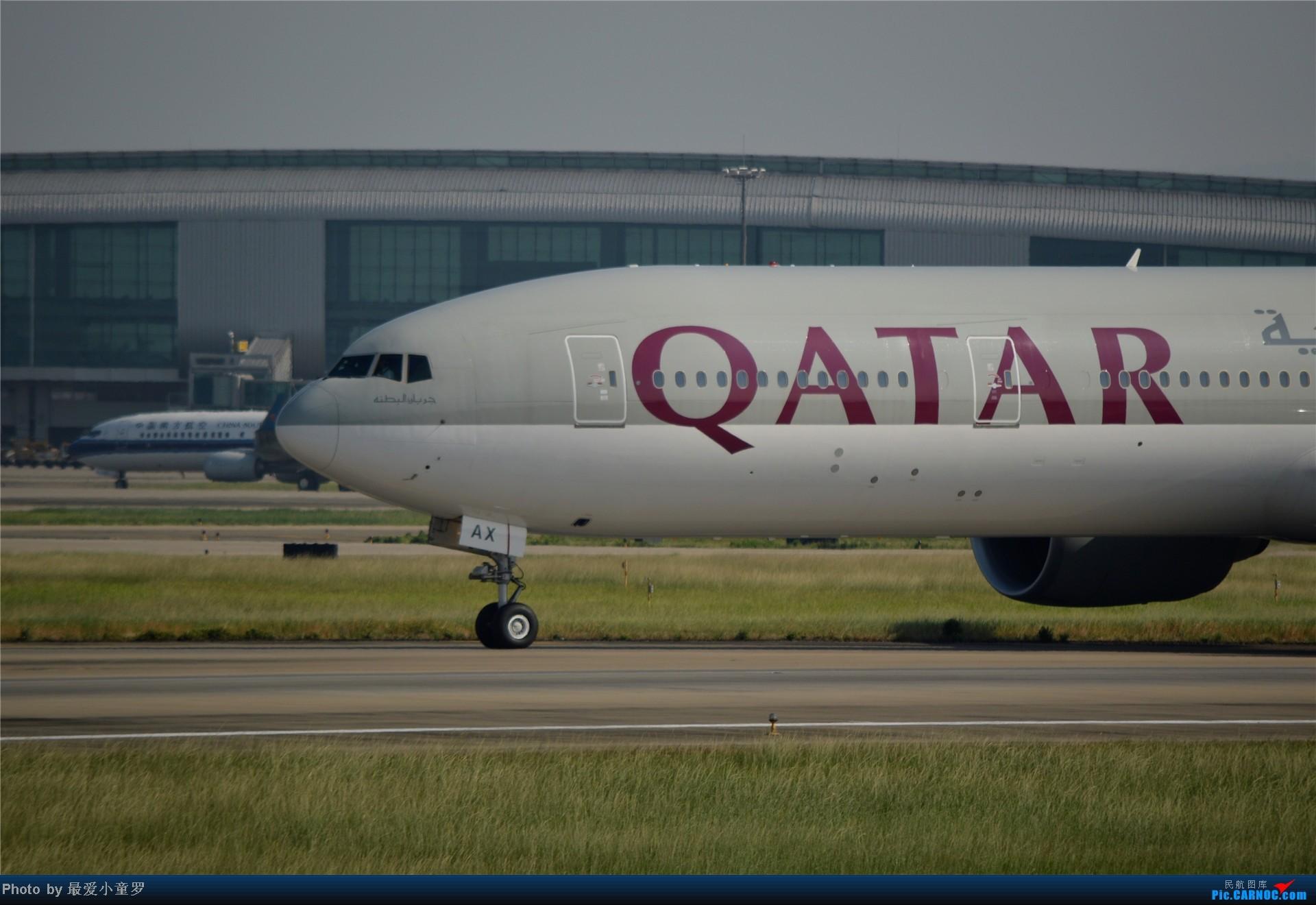 Re:[原创]炒冷饭贴之13年10月2日CAN拍机杂图系列 BOEING 777-300 A7-BAX