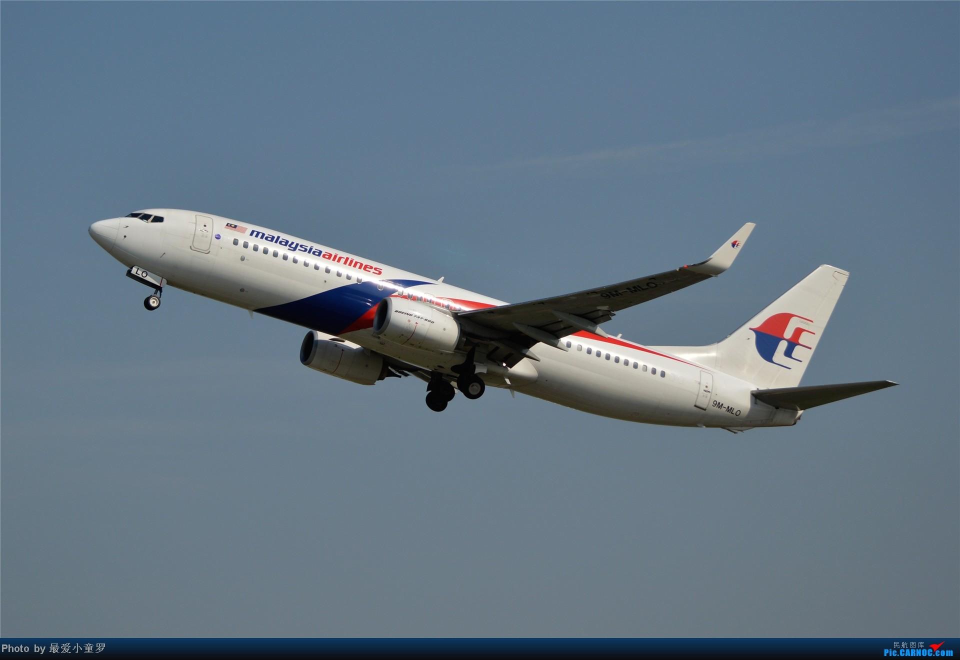 Re:[原创]炒冷饭贴之13年10月2日CAN拍机杂图系列 BOEING 737-800 9M-MLQ