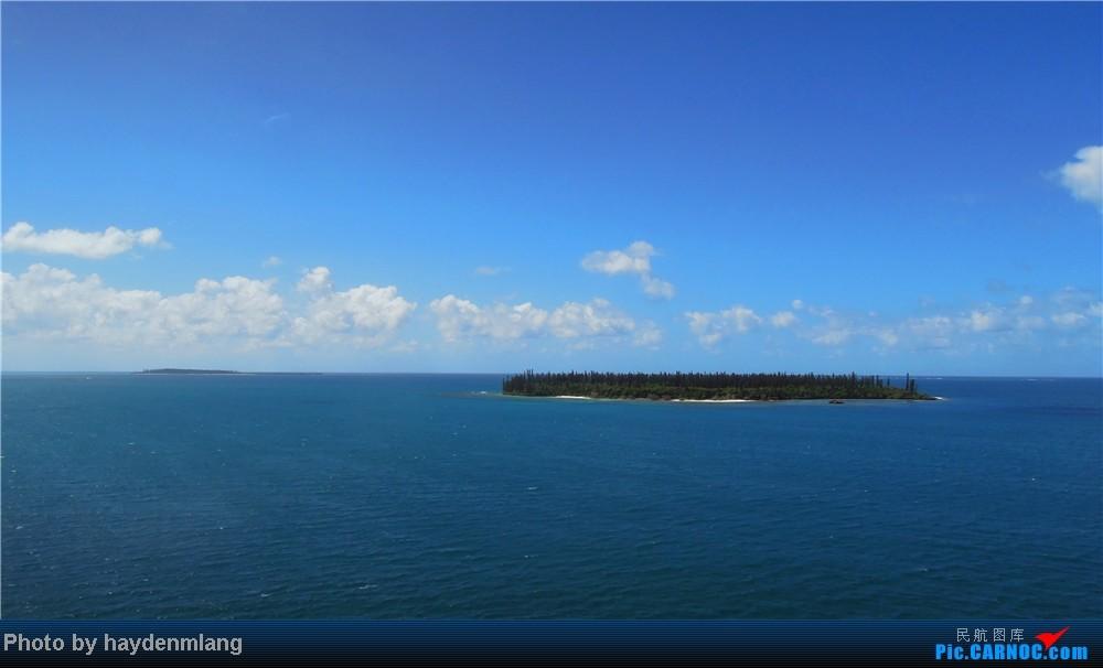 珊瑚海,搭乘【嘉年华精神号】探访南太平洋岛国|新喀里多尼亚|维珍