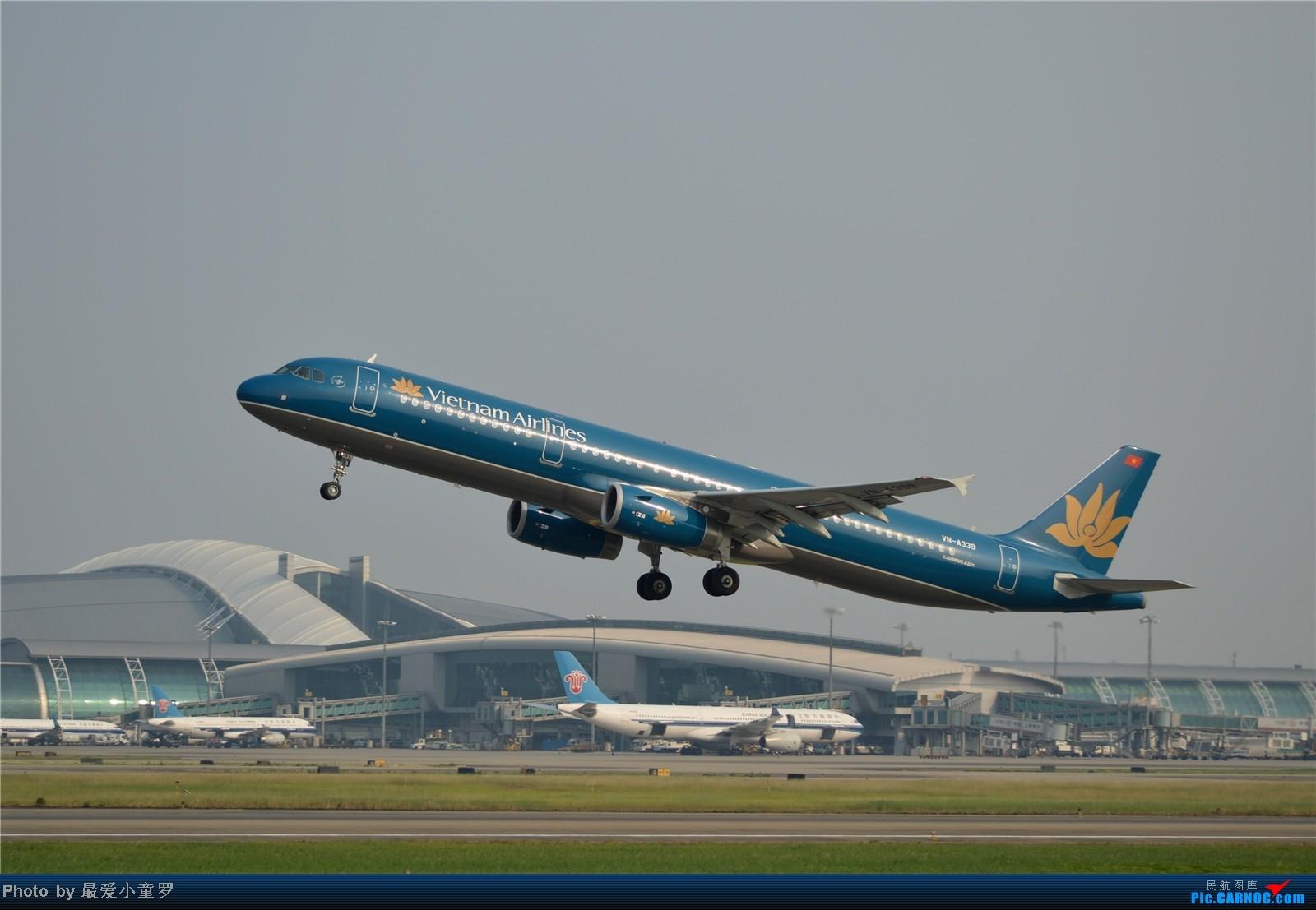 Re:[原创]炒冷饭系列2013年10月4日CAN拍机,带消防塔角度 AIRBUS A321-200 VN-A339 中国广州白云机场