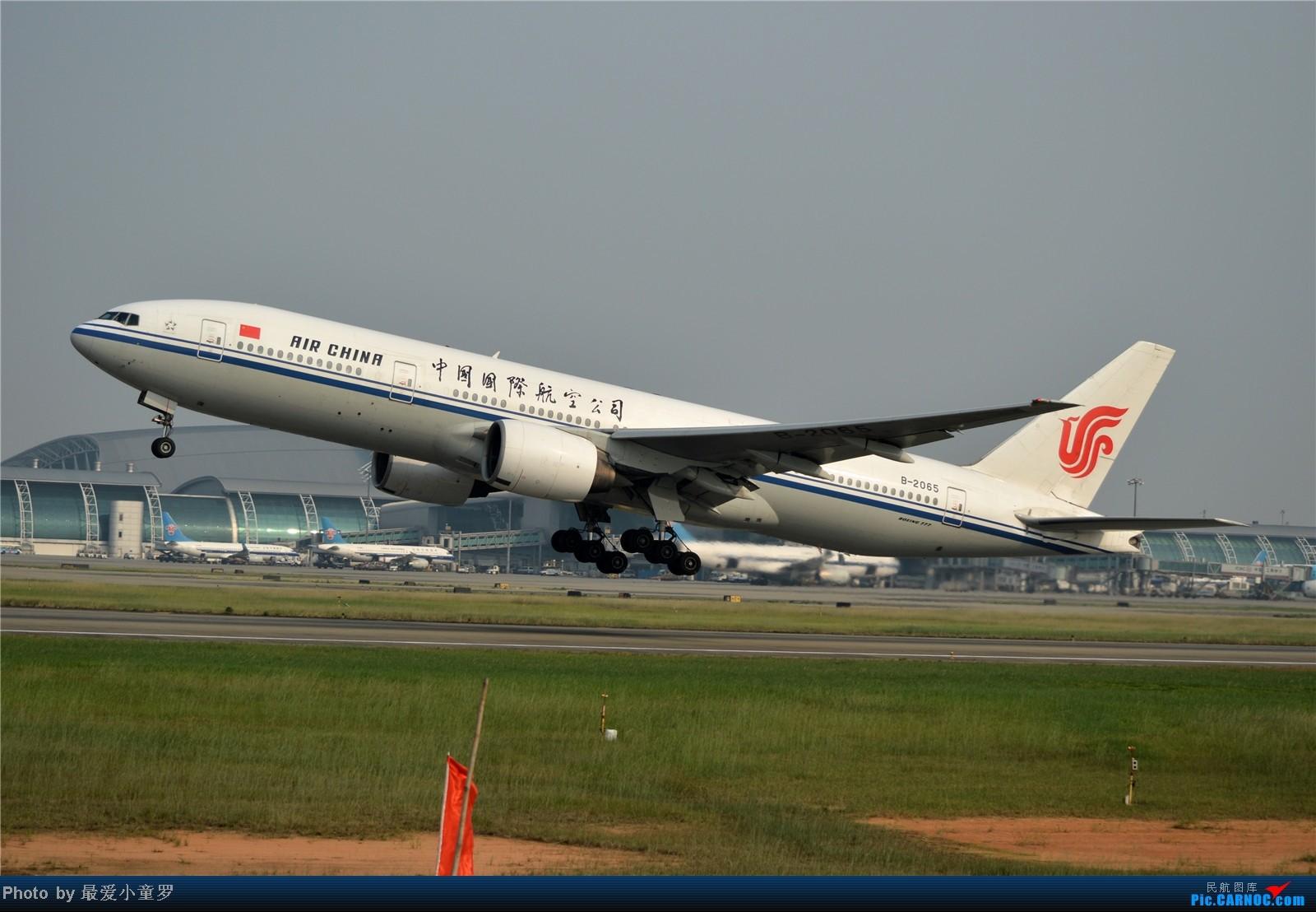 Re:[原创]炒冷饭系列2013年10月4日CAN拍机,带消防塔角度 BOEING 777-200 B-2065 中国广州白云机场