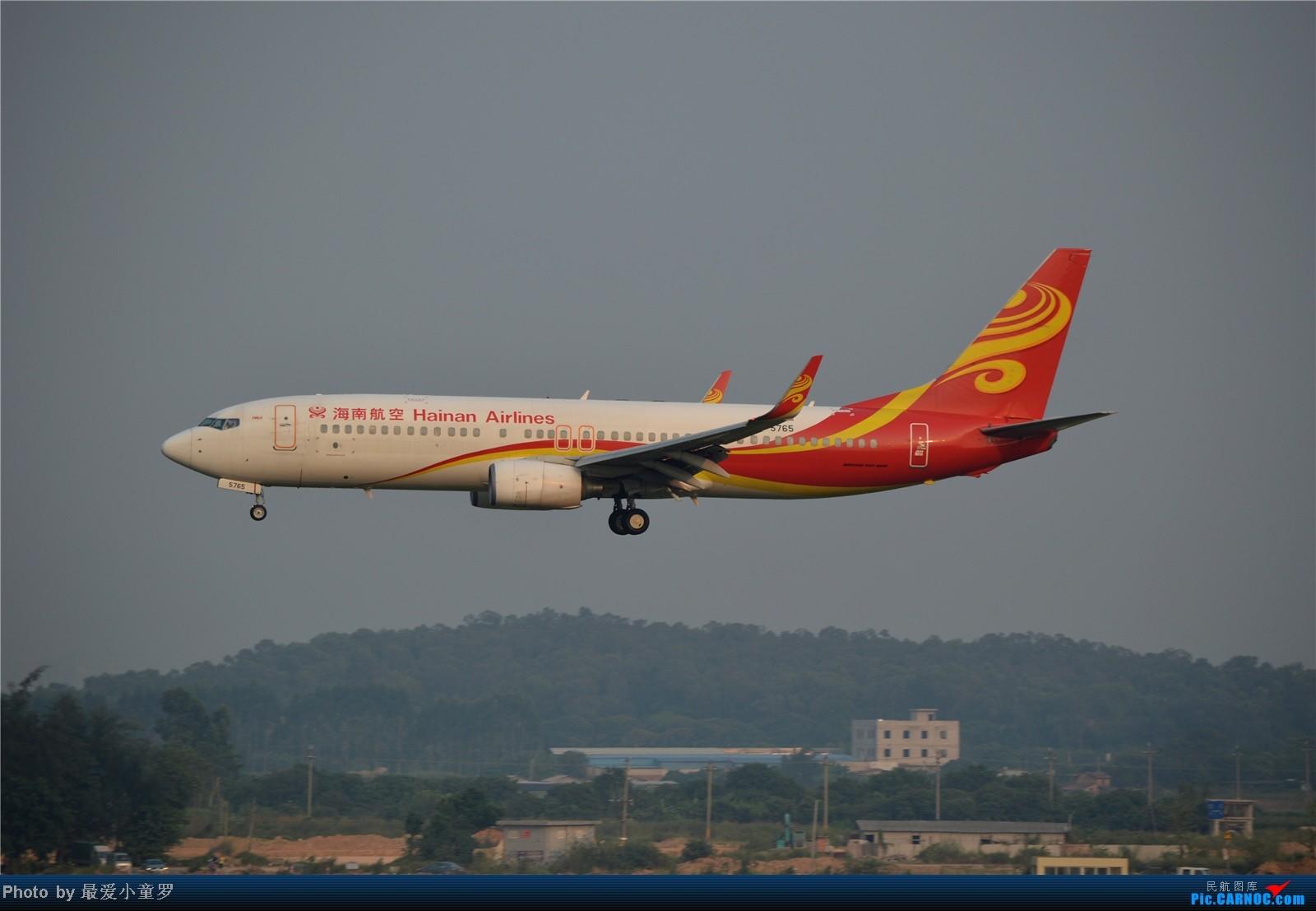 Re:[原创]炒冷饭系列2013年10月4日CAN拍机,带消防塔角度 BOEING 737-800 B-5765 中国广州白云机场