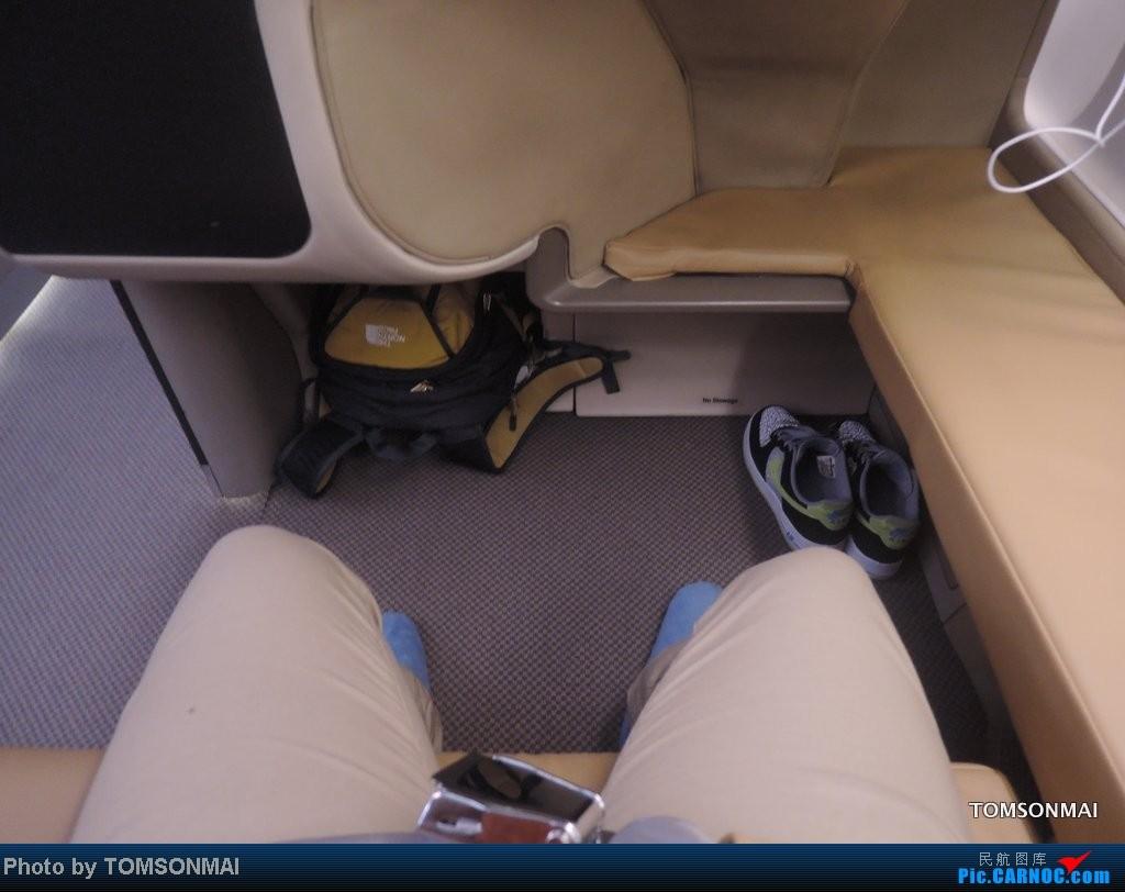 游记 27集 新加坡航空 SQ807 新加坡 777 300ER 商务舱飞行游记 这