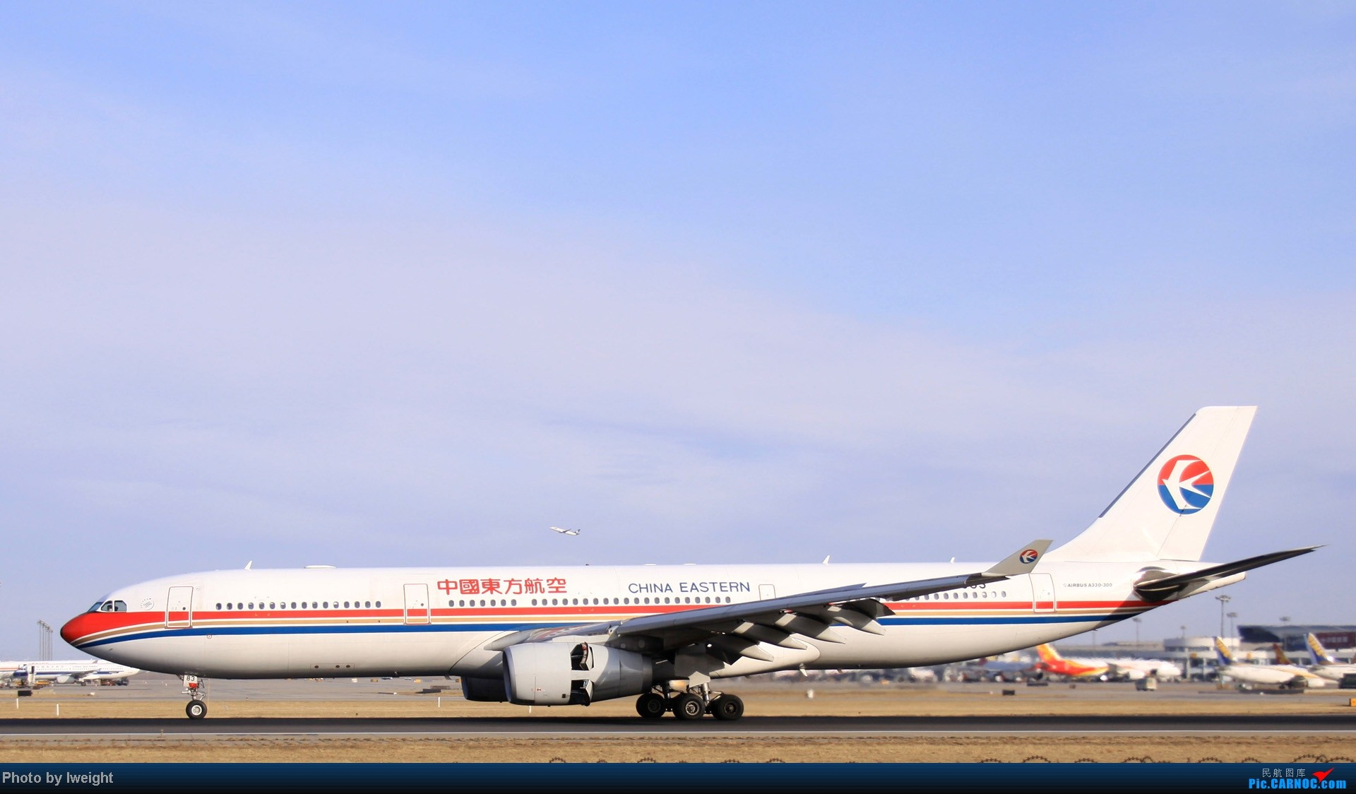 Re:[原创]今天下午瞎拍两个小时的杂图 AIRBUS A330-300 B-6083 中国北京首都机场