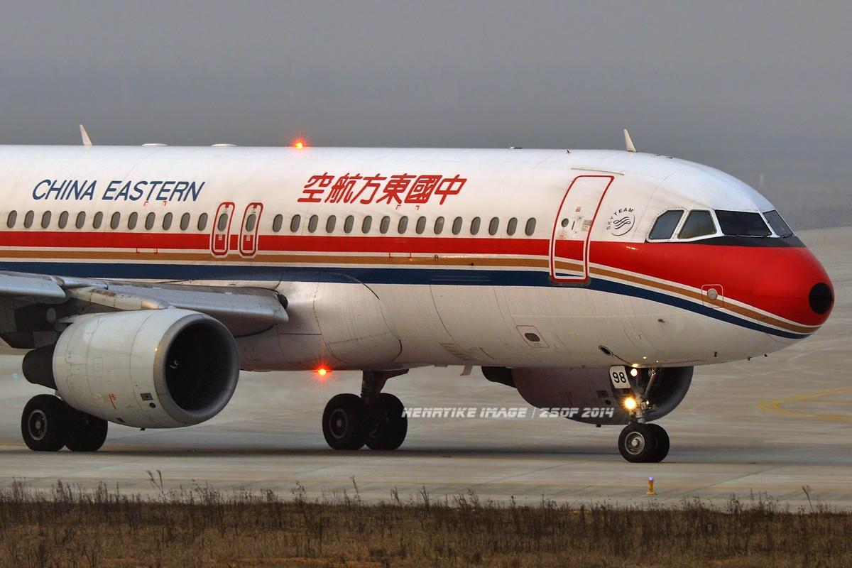 [原创]【合肥飞友会】雾霾天拍机,质量再不好也要交个作业 A320-214
