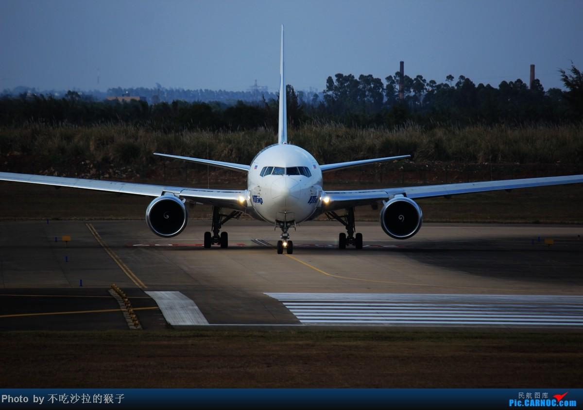 Re:【海南飞友会】【猴子出品】HAK 1.25聚会拍机贴---宽体加各种小彩绘~RP没爆发~妈妈说标题长点下次才能拍到好货 BOEING 767-200 VP-BAG 中国海口美兰机场