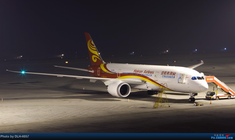[原创]2014.1月近期 BOEING 787-8 B-2729 北京首都机场
