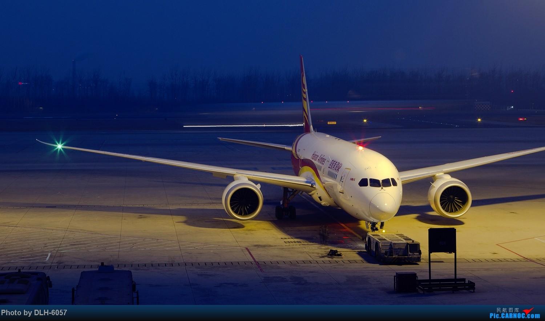 Re:[原创]2014.1月近期 BOEING 787-8 B-2729 北京首都机场