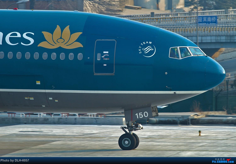 Re:[原创]2014.1月近期 BOEING 777-200 VN-A150 中国北京首都机场