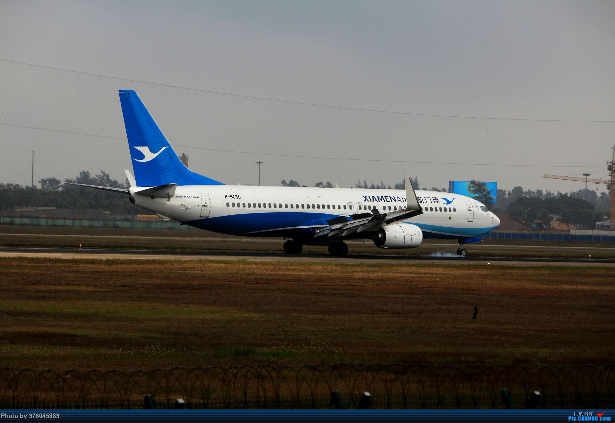 Re:[原创]【海南飞友会】飞友聚会拍机美图放送~ BOEING 737-800 B-5656