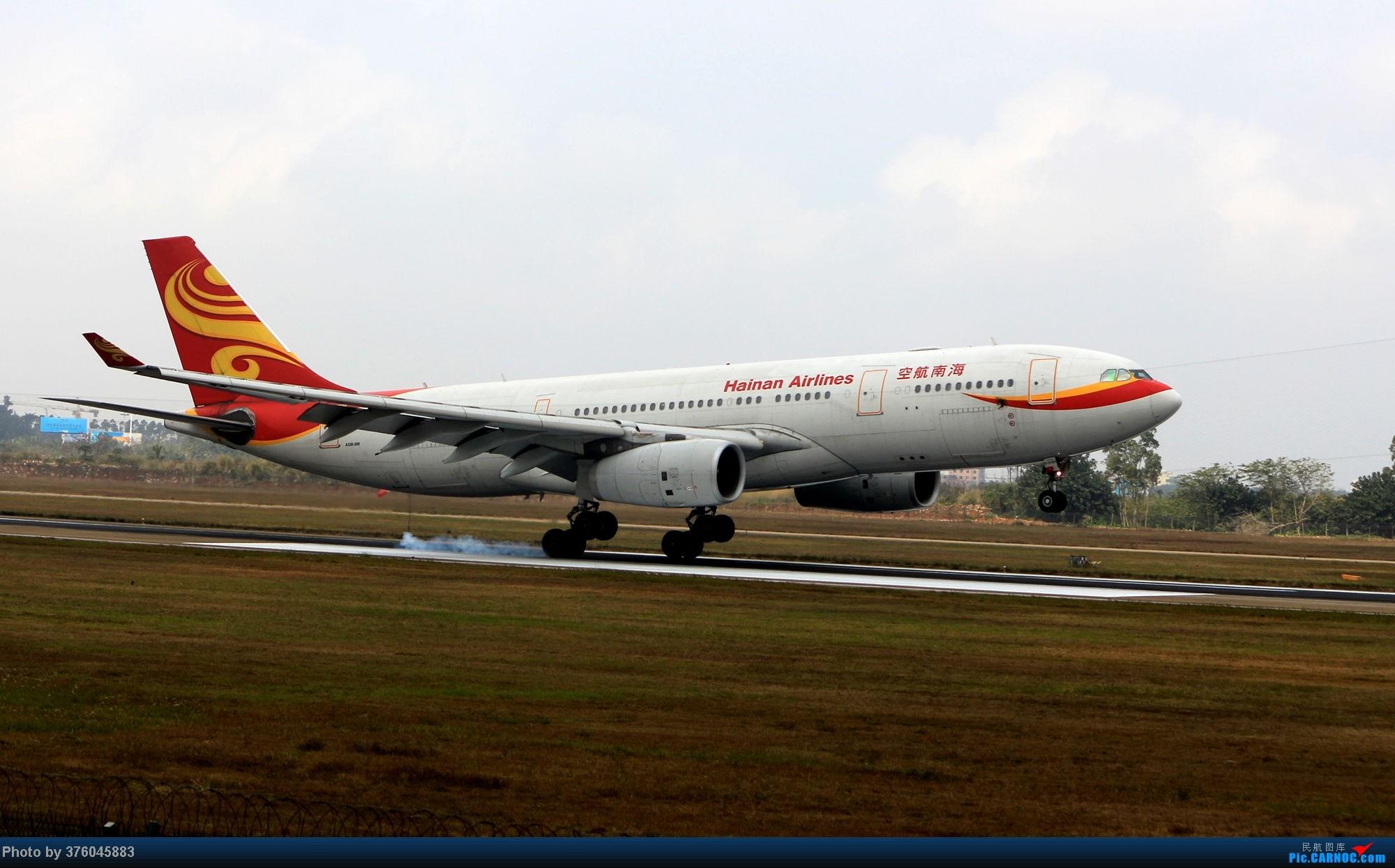 Re:[原创]【海南飞友会】飞友聚会拍机美图放送~ AIRBUS A330-200 B-6089