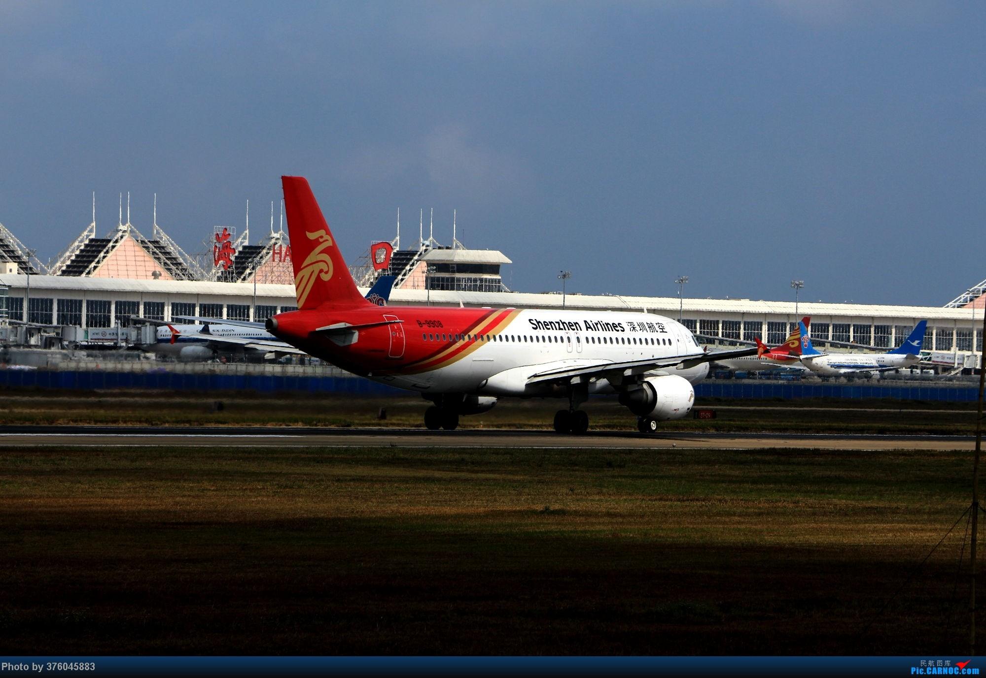 Re:[原创]【海南飞友会】飞友聚会拍机美图放送~ AIRBUS A320-200 B-9908