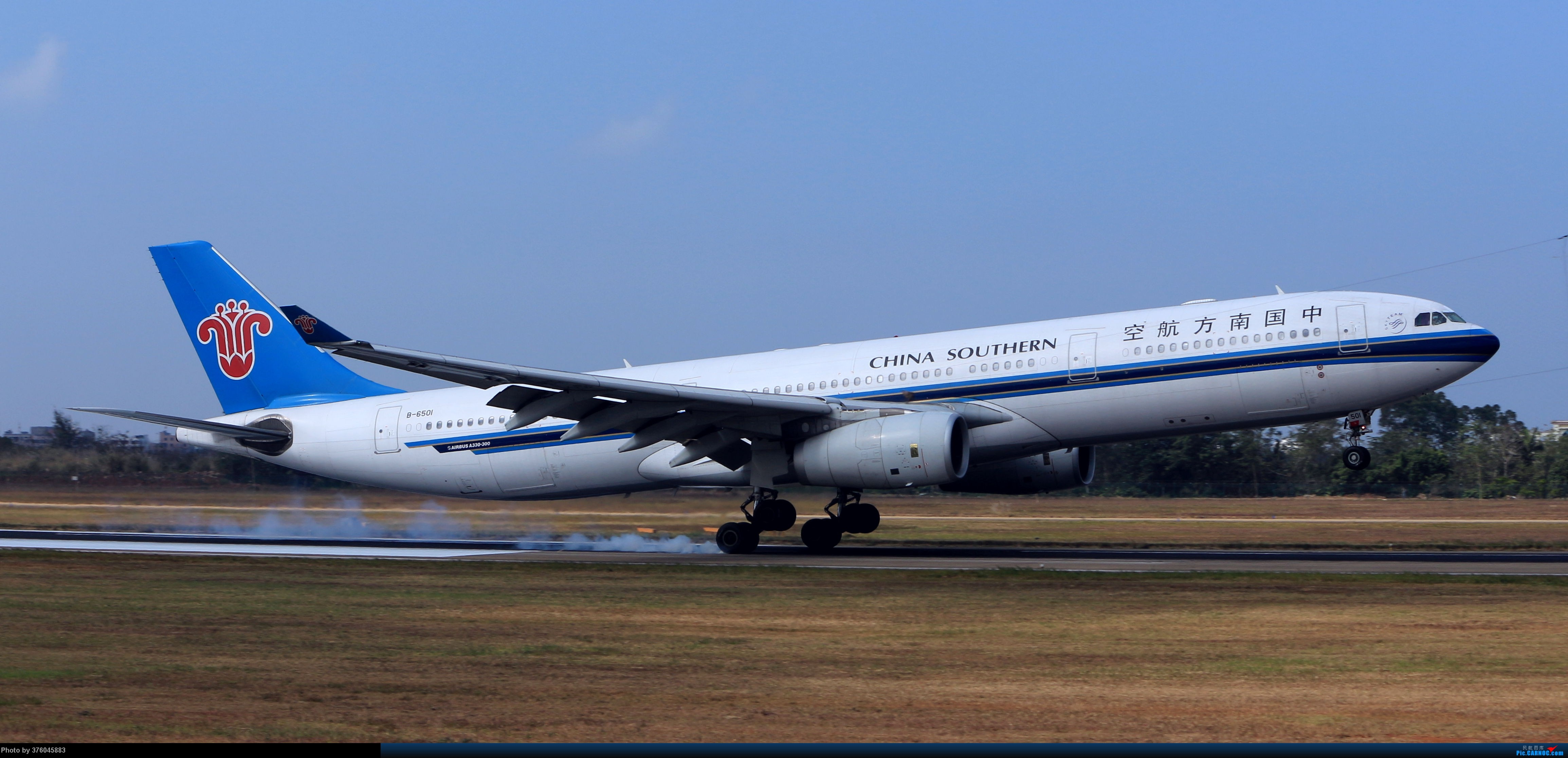 Re:[原创]【海南飞友会】飞友聚会拍机美图放送~ AIRBUS A330-300 B-6501