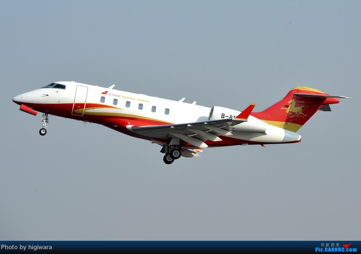 [原创]2013年的一些杂图 BOMBARDIER (CANADAIR) C300 B-8115 中国北京首都机场