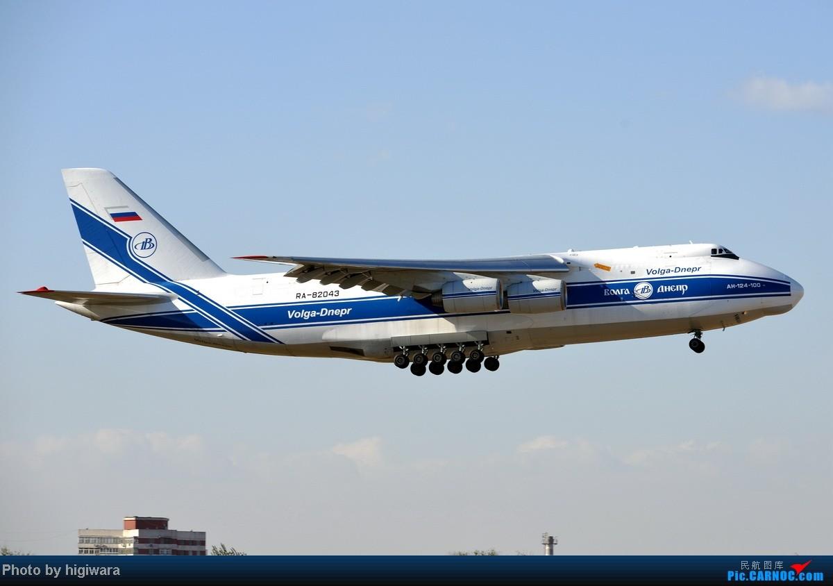 Re:[原创]2013年的一些杂图 ANTONOV AN-124