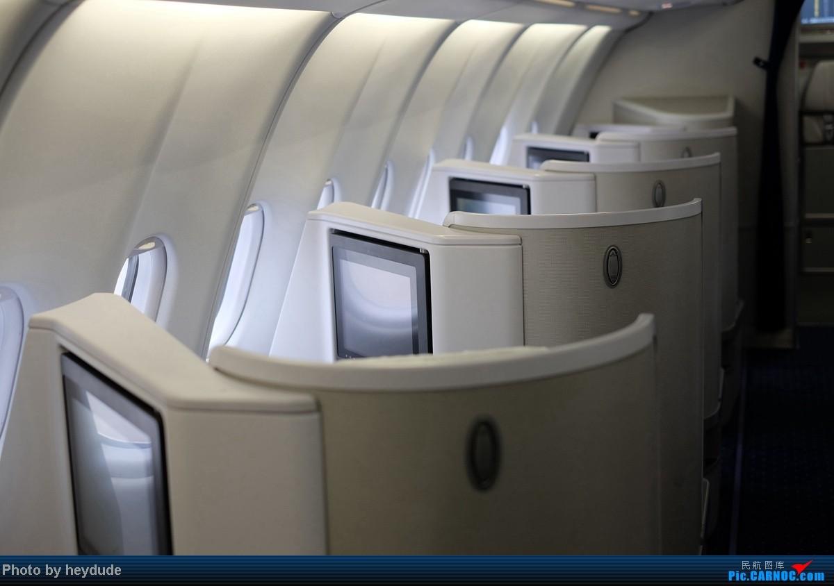 [原创]大陆旗舰级配置,东航顶配全新A33H客舱清晰大图放送 AIRBUS A330-200
