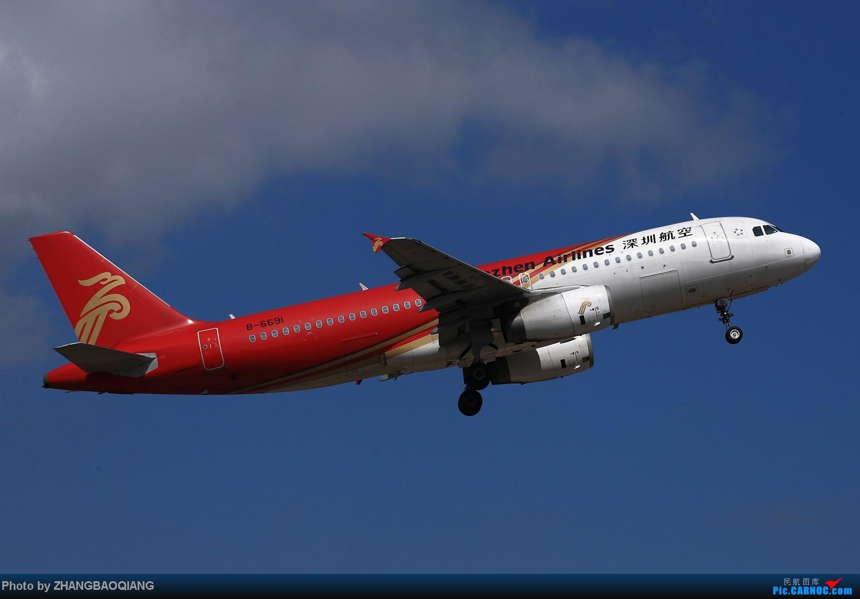 Re:[原创]时隔一年,2014年春节海口美兰拍机 AIRBUS A320-200 B-6691 中国海口美兰机场