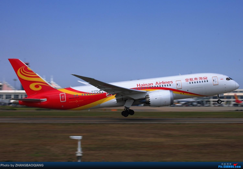 Re:[原创]时隔一年,2014年春节海口美兰拍机 BOEING 787-8 B-2723 中国海口美兰机场