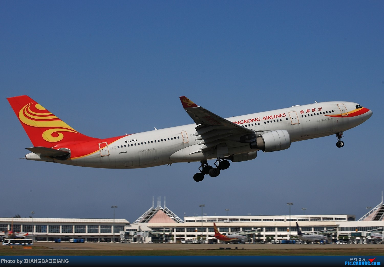 Re:[原创]时隔一年,2014年春节海口美兰拍机 AIRBUS A330-200 B-LNG 中国海口美兰机场