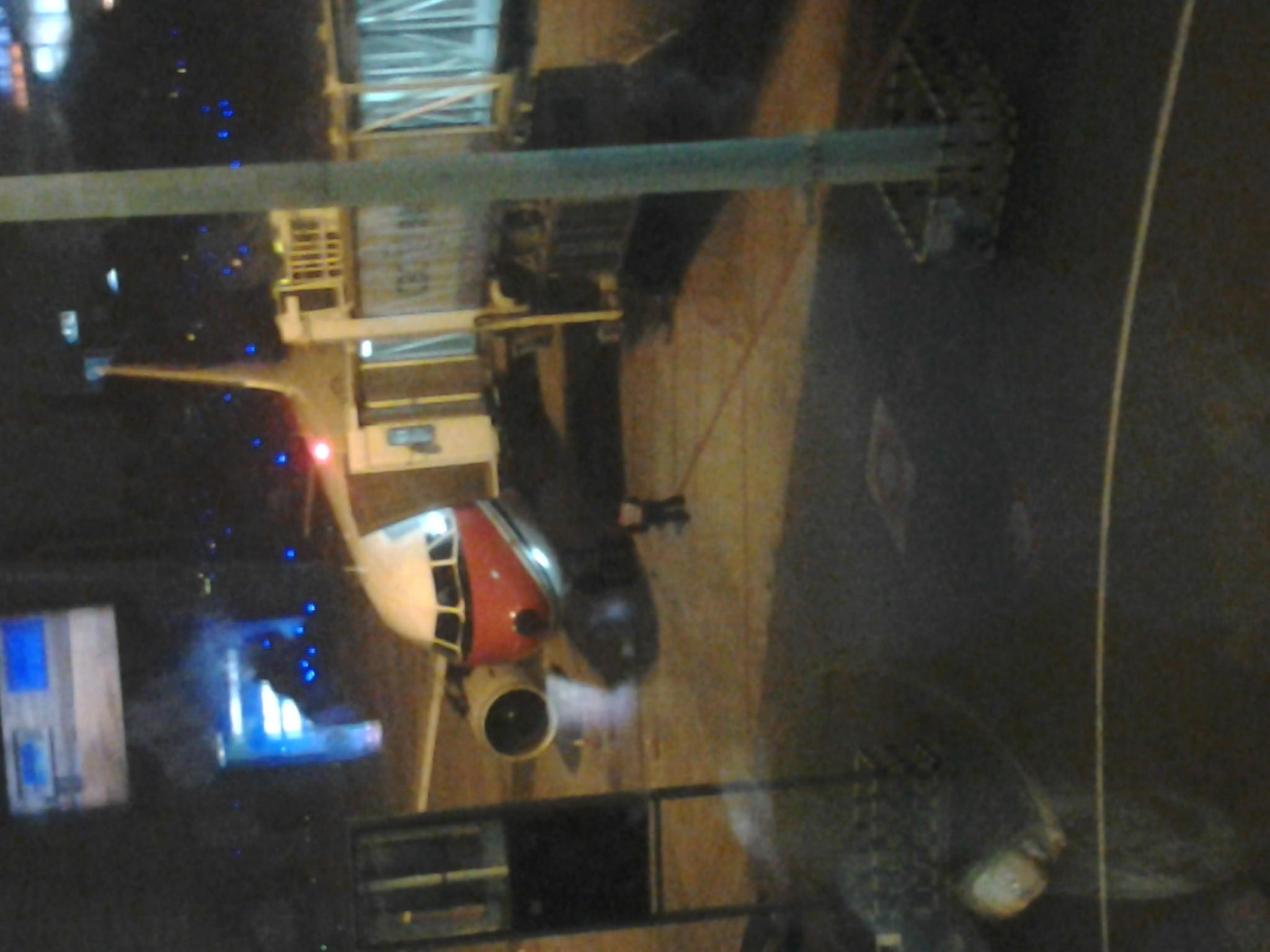 [原创]1月29日CKG新年罕见浓雾,航班大量延误,第二天才得以成行