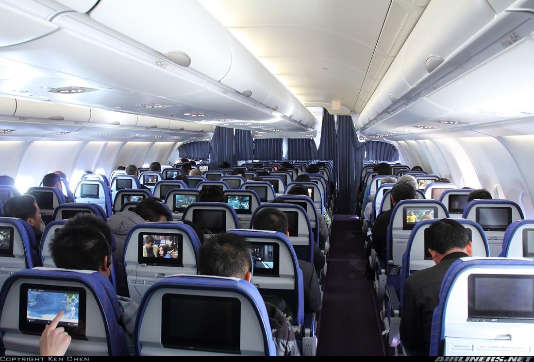 Re:Re:[原创]大陆旗舰级配置,东航顶配全新A33E客舱清晰大图放送 AIRBUS A330-300 B-5928