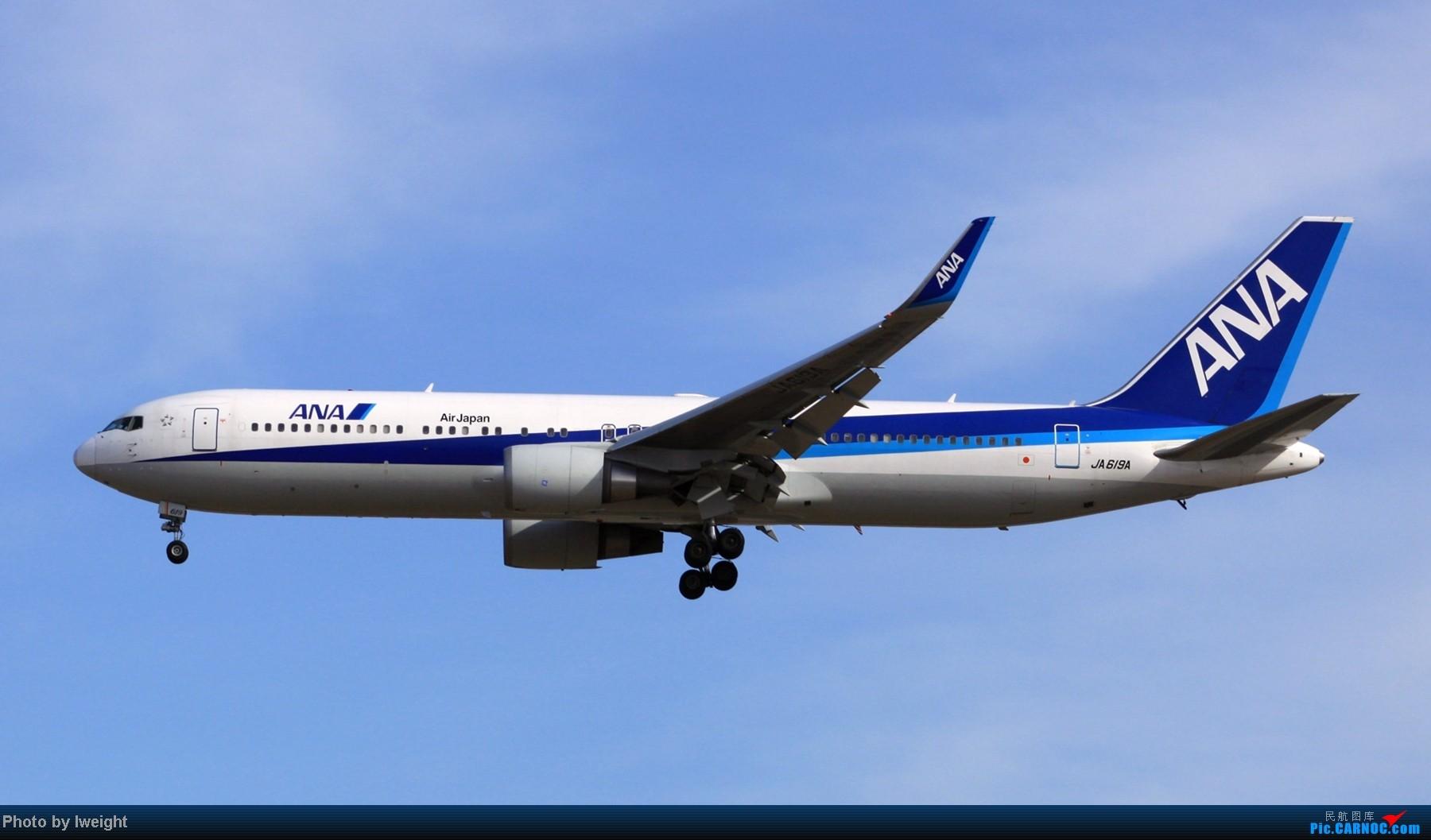 Re:[原创]春节期间首都机场拍机汇报 BOEING 767-300 JA619A 中国北京首都机场