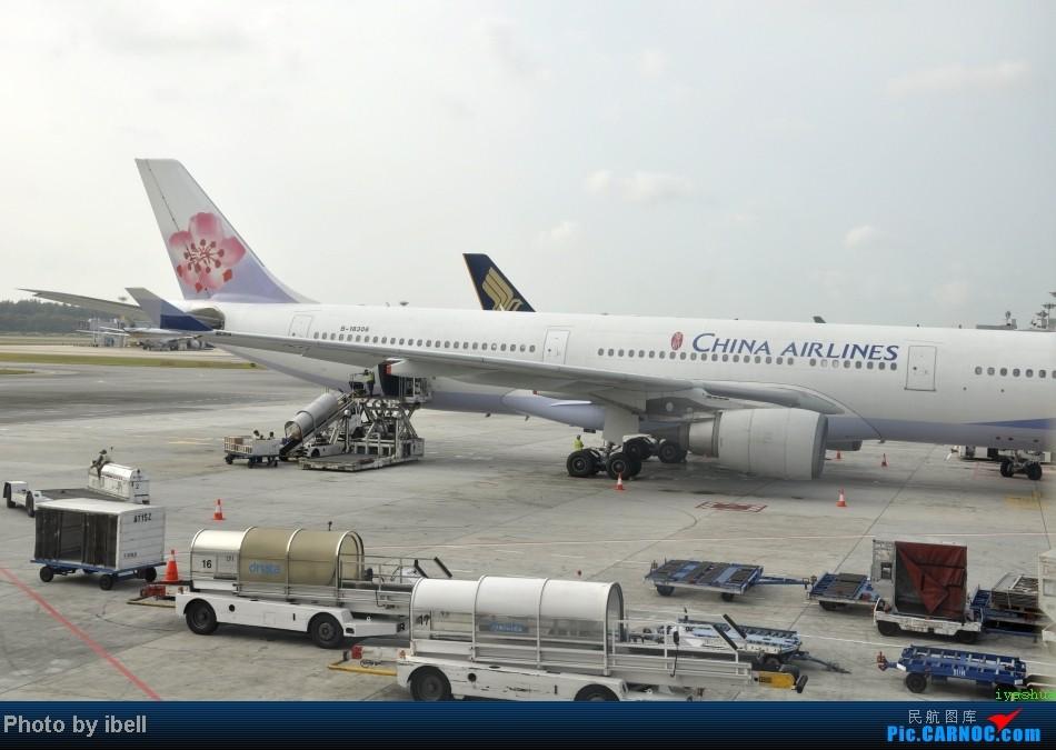 Re:[原创]【牙刷游记之七】SIN-HKG-CTU,国泰+港龙带我回国与家人共度2014马年春节!(有奖猜飞机,祝飞友们马到功成!) AIRBUS A330-300 B-18306 新加坡樟宜机场